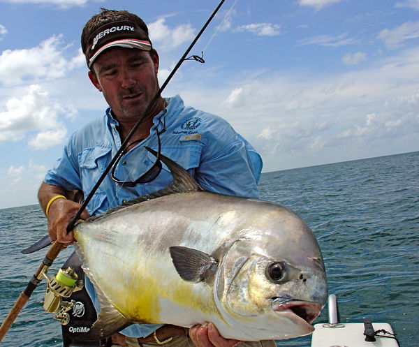 Find fishing guides charters for Grand slam fishing