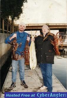 lobsters & mahi