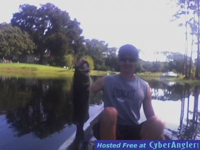 My Central Florida Bass Pics