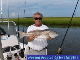 Cape Fear Guide - Red Drum