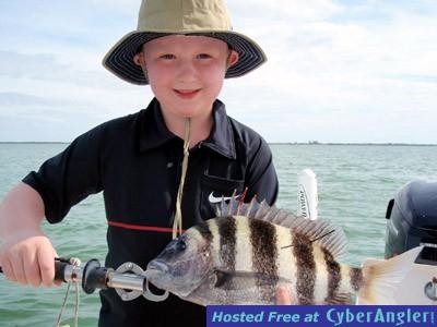 Fishing Farm Boy