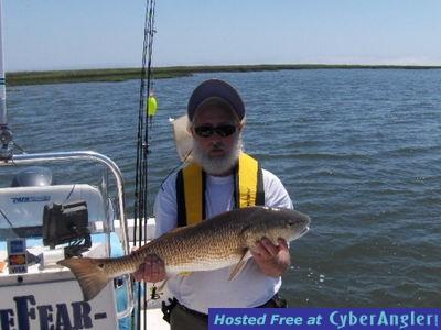 Cape Fear Fishing