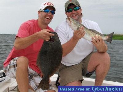 North Carolina Flounder &Trout