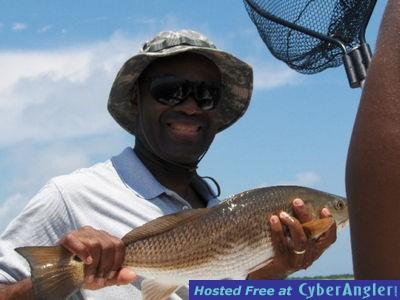 Cape Fear Guide Fishing