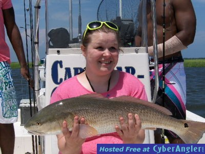 Red Drum Release