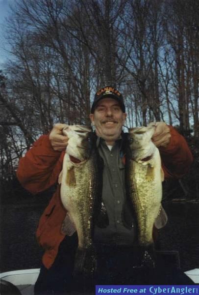 Potomac River Doubles!