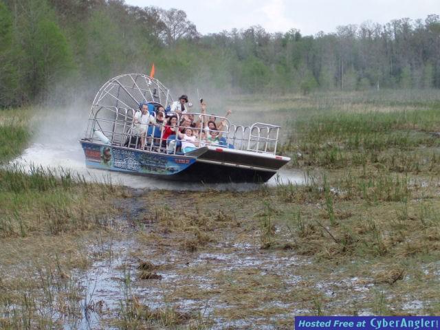 Airboat Tours Orlando