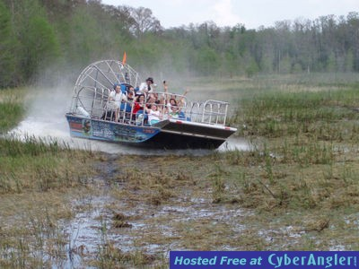 Airboat Tours Orlando