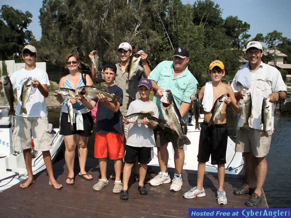 Tom & Jerry's Bass Fishing Charters