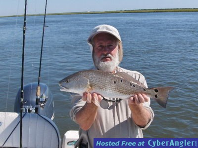 Sight Casting Red Drum