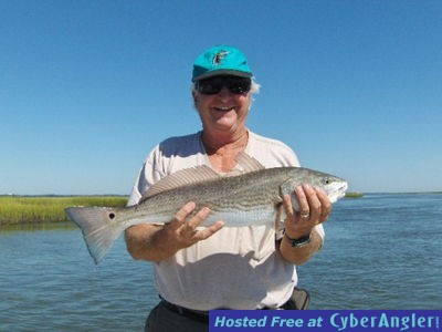Cape Fear Guide Fishing Charters