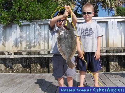 Take your child Fishing !