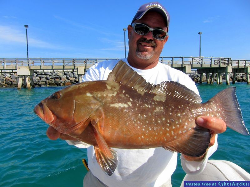 Fishing Adventures on Miami's Biscayne Bay