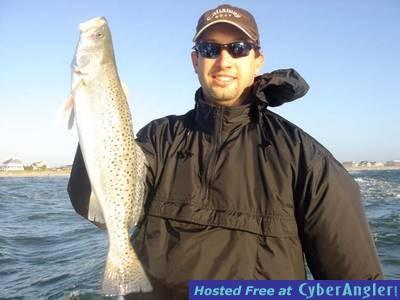 Very Nice Speckled Trout