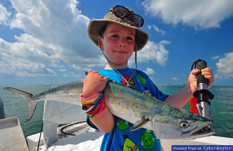 Captiva Spanish mackerel