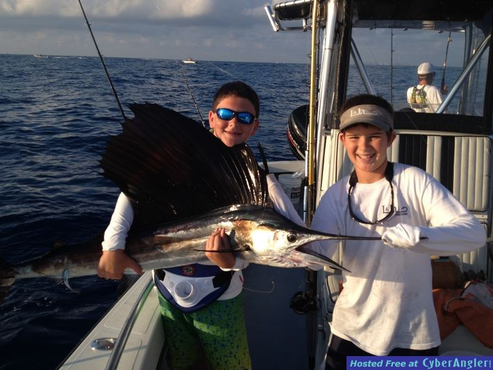 Summer's Calm Weather Brings Many Fishing Opportunities