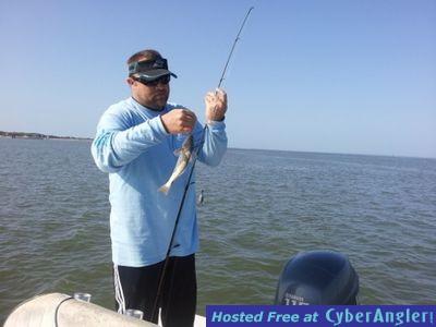 Cape Fear River Fishing