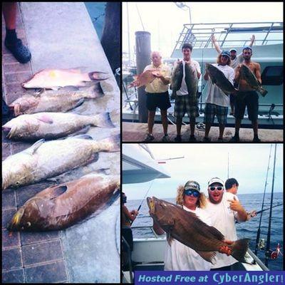 Fishing Miami - Party Boat