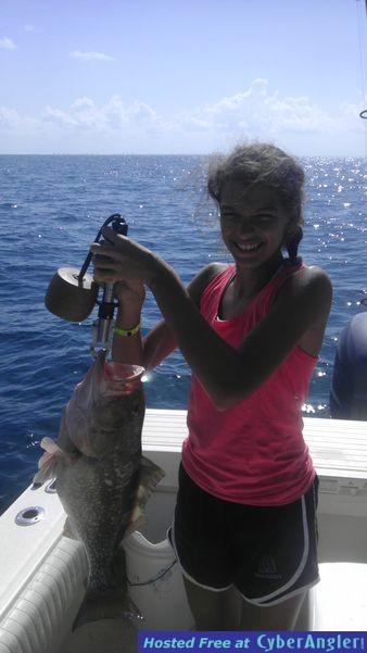 Grouper Hot in Marco Island, FL