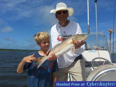 Red Fish North Carolina