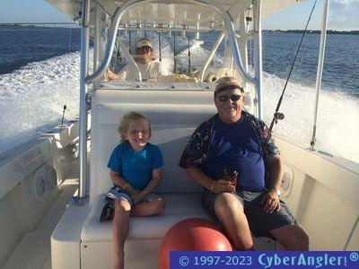 Fishing Stuart, Florida