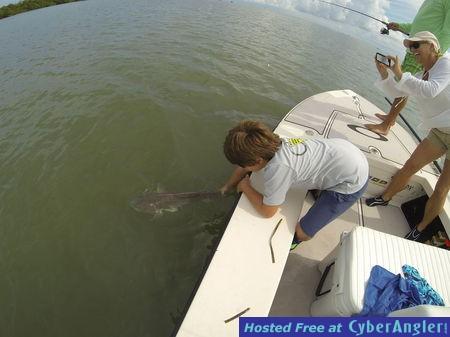 Releasing a Redfish