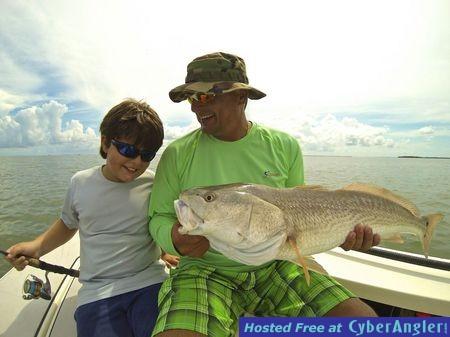 Father/son photo