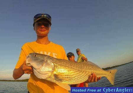 Andrew/s redfish