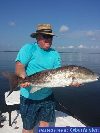 Another day on the water with Capt. Joe Porcelli