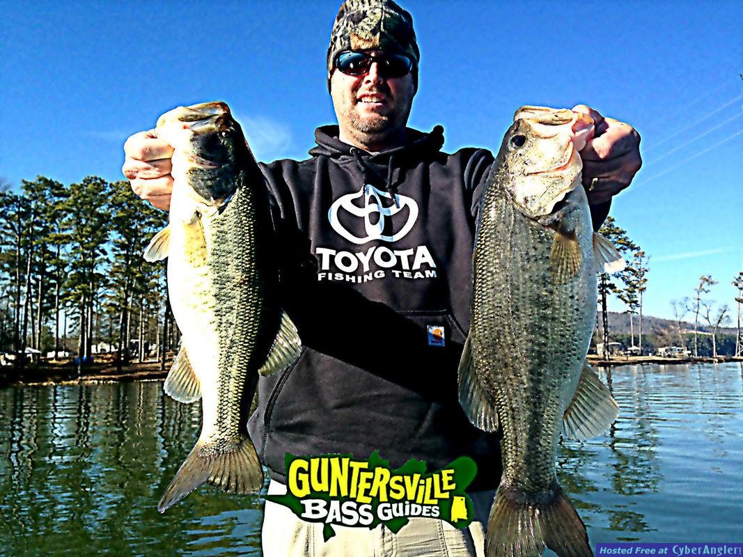 lake guntersville fishing report Lake Guntersville Fishing Report 1.28.15