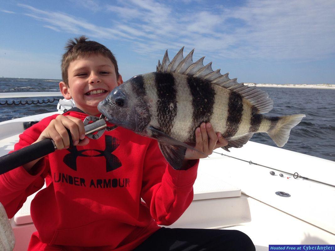 Spring Fishing in Pensacola, FL