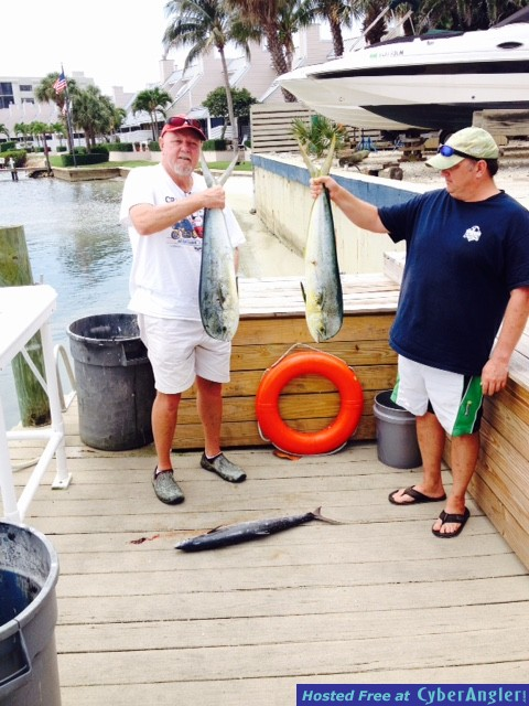 Jupiter Fishing Report