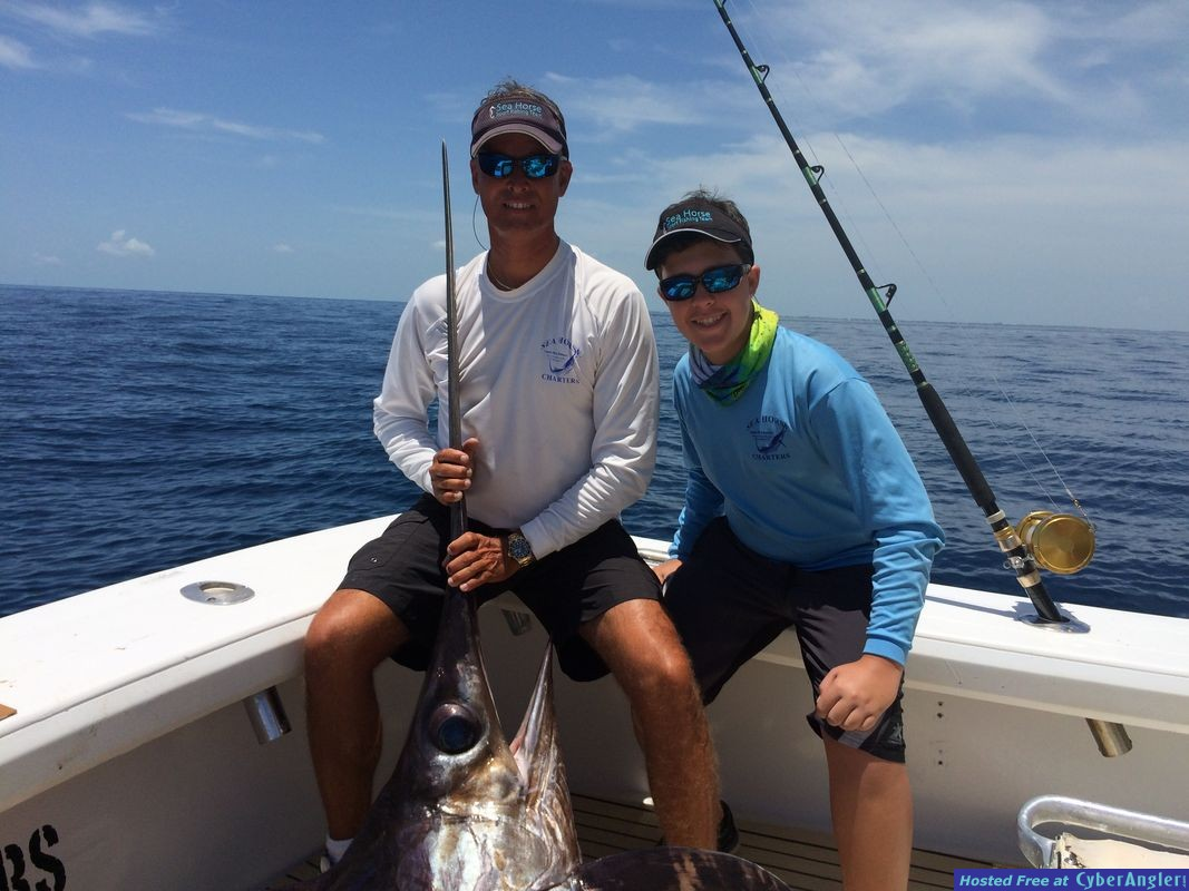 Swordfish with Ryan Kesle