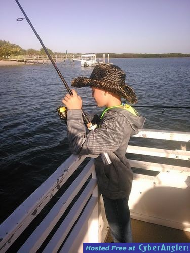 Fishing Cowboy