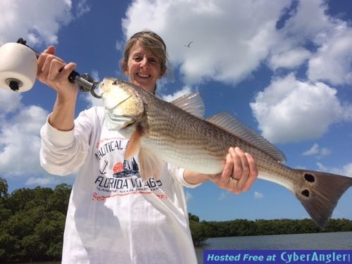 Bobbi's Redfish