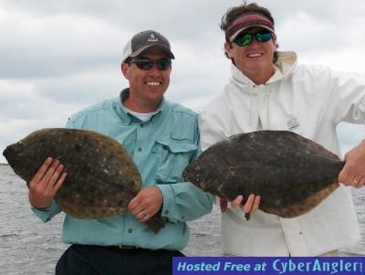 Cape Fear Flounders