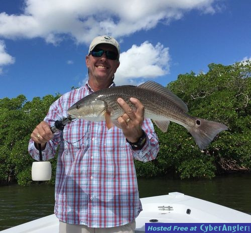 Capt Rob's Redfish