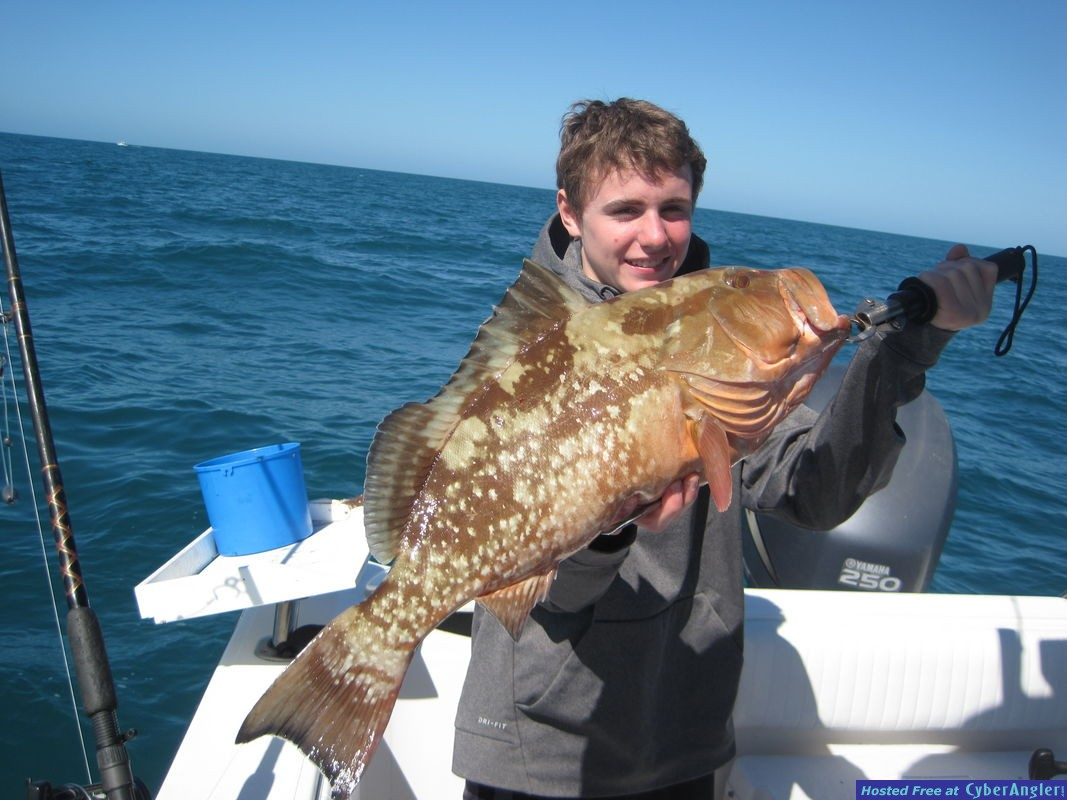25-inch red grouper-Rabe