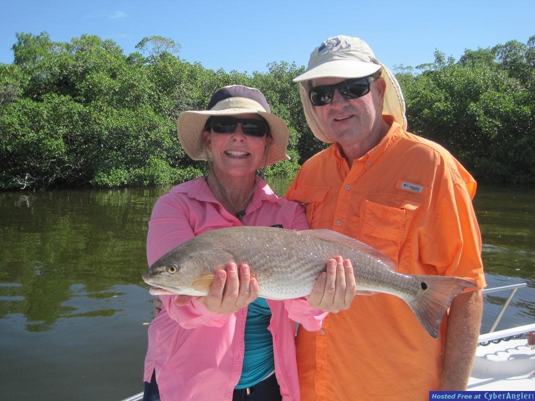 24-inch redfish-Repetto