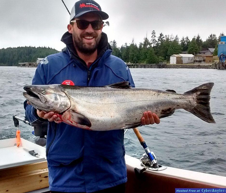 Salmon Eye Charters - August Photos
