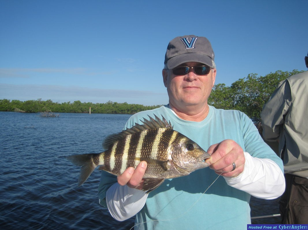 14-inch sheepshead-Smith