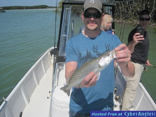 17-inch trout-Menting