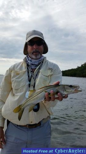 Mytarpon.com snook,snapper tripletail fishing guide
