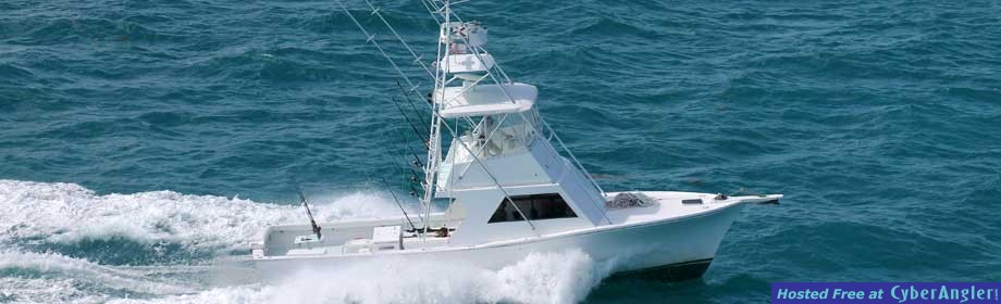 The Southpaw Fishing Boat