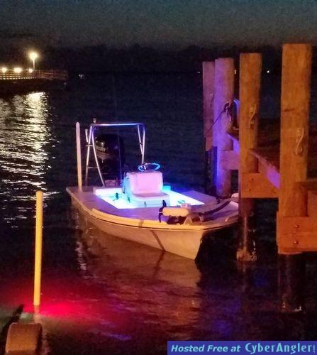 Cappys Boat