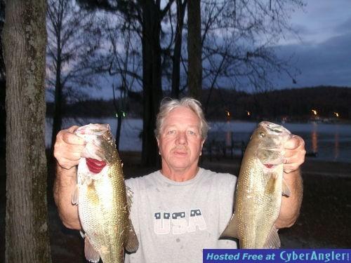 Night Fishing!