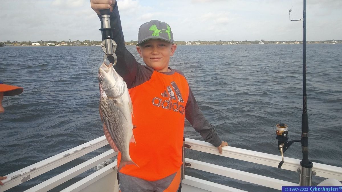 Fishing Stuart and the St. Lucie River