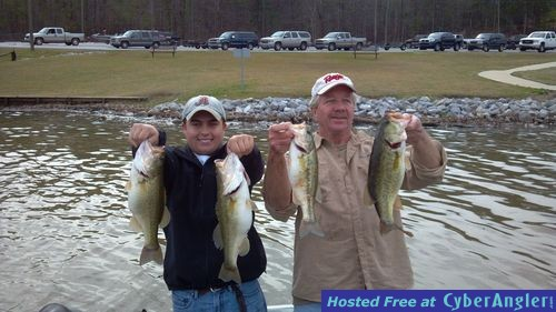 Fall Bass Fishing in Alabama By Reed Montgomery