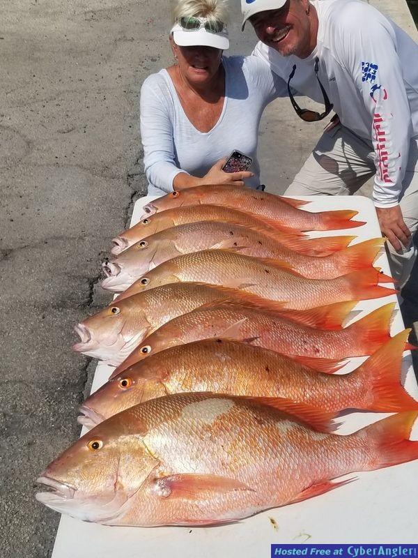 Fishing Key Largo and Tavernier