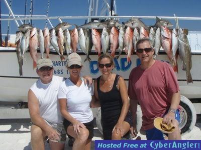 Fall Fishin' in Grayton